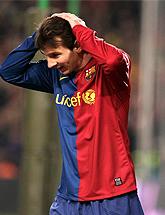 Foto de El Espanyol da la sorpresa y gana al Barcelona 1-2 en el Nou Camp