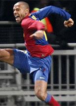 Foto de El Barcelona empata 1-1 ante el Olympique de Lyon