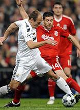 Foto de El Real Madrid cae 0-1 ante el Liverpool en la ida de octavos de Champions