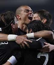 Foto de El Real Madrid vence al Espanyol en Montjuic por 0-2