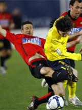 Foto de El Barcelona jugará la final de Copa tras empatar en Mallorca (1-1)