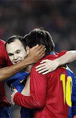 Foto de El Barcelona vence 2-0 al Athletic de Bilbao