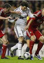 Foto de El Real Madrid cae eliminado en Anfield al perder con el Liverpool (4-0)
