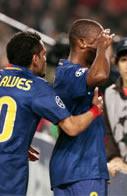 Foto de El Barcelona golea al Lyon y se clasifica para cuartos