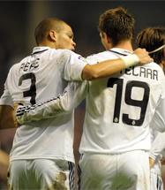 Foto de El Real Madrid vence claramente al Athletic en San Mamés (2-5)