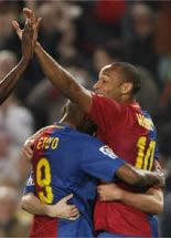 Foto de El Barcelona golea 6-0 al Málaga