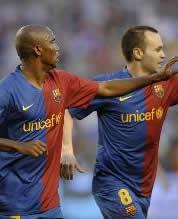 Foto de El Barcelona gana 0-1 en Valladolid