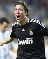 Foto de El Real Madrid vence al Málaga 0-1 a domicilio