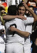 Foto de El Real Madrid vence 2-0 al Valladolid