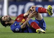 Foto de El Barcelona empata sin goles con el Chelsea en la ida de semifinales de la Champions