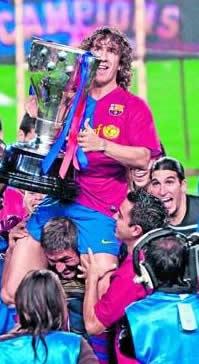 Foto de El Barcelona cae ante Osasuna 0-1 en la previa a la celebración del título de Liga
