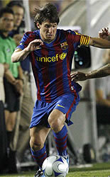Foto de El Barcelona gana 1-2 a LA Galaxy