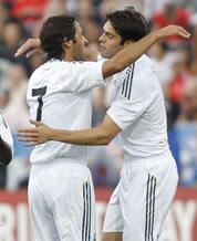 Foto de El Real Madrid golea al Toronto 1-5 en el debut de Kaká y Xabi