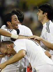 Foto de El Real Madrid ha goleado 0-5 al Borussia de Dortmund