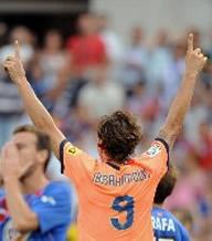 Foto de El Barcelona vence 0-2 al Getafe
