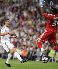 Foto de El Real Madrid golea 3-0 al Olympique de Marsella