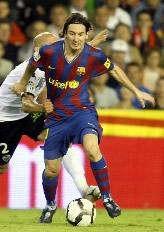 Foto de El Barcelona empata sin goles en Valencia