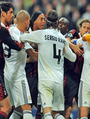 Foto de El Madrid pierde 2-3 ante el Milán en Champions