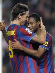 Foto de El Barcelona golea 6-1 al Zaragoza