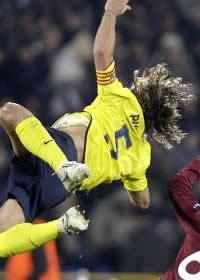 Foto de El Barcelona empata 0-0 en Rusia y se complica en Champions