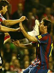 Foto de Barcelona empata 1-1 con el Athletic y pierde el liderato