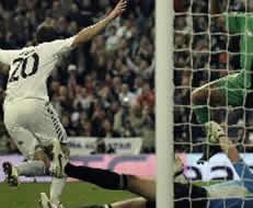 Foto de El Real Madrid vence 1-0 al Racing