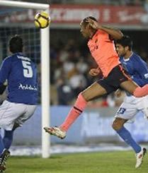 Foto de El Barcelona vence 0-2 al Xerez