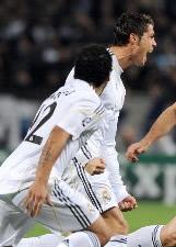 Foto de El Real Madrid vence 1-3 en Marsella y se clasifica primero de su grupo