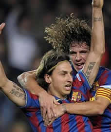 Foto de El Barcelona vence 1-0 al Espanyol en el derbi de la Ciudad Condal
