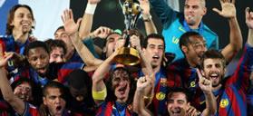 Foto de El Barcelona gana el Mundialito 1-2 al Estudiantes y hace historia
