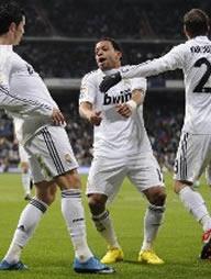 Foto de El Real Madrid golea 6-0 al Zaragoza