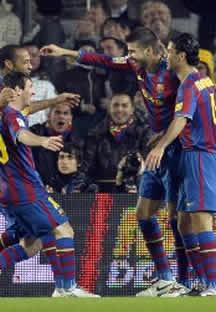 Foto de El Barcelona golea 4-0 al Sevilla, esta vez en Liga