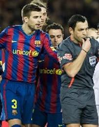 Foto de El F.C. Barcelona vence 2-1 al Getafe