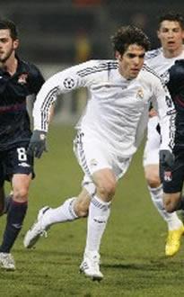 Foto de El Madrid cae 1-0 antel el Olympique de Lyon en Champions