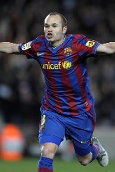 Foto de El Barcelona golea 4-0 al Racing de Santander
