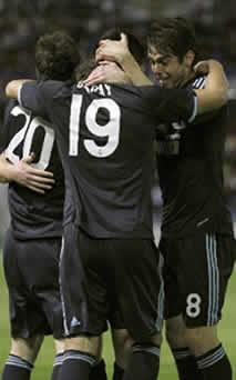 Foto de El Real Madrid golea 1-5 al Tenerife