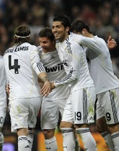Foto de El Real Madrid vence 3-1 al Sporting