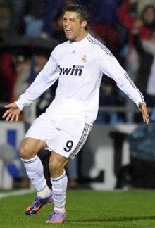 Foto de El Real Madrid golea 2-4 al Getafe