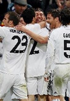 Foto de El Real Madrid vence 3-2 al Atlético de Madrid