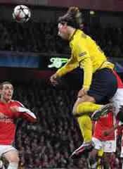 Foto de El Barcelona empata 2-2 con el Arsenal