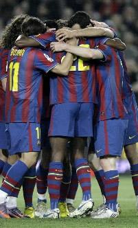 Foto de El F.C. Barcelona golea 4-1 al Athletic de Bilbao