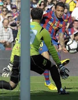 Foto de El Barça vence 3-1 al Xerez