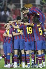 Foto de El FC Barcelona vence 2-3 al Sevilla