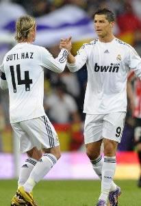 Foto de El Real Madrid golea 5-1 al Athletic de Bilbao
