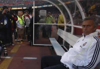 Foto de El Real Madrid vence 2-4 al América en el inicio de la era Mourinho