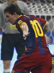 Foto de El FC Barcelona golea 0-3 al Gouan en Beijing
