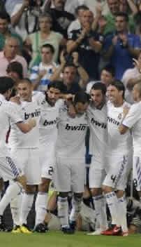 Foto de El Real Madrid vence 1-0 a Osasuna