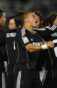 Foto de El Real Madrid vence 1-2 a la Real Sociedad