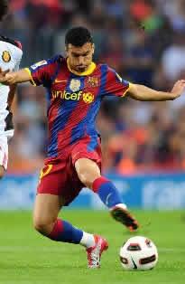 Foto de El F.C. Barcelona pincha en casa y empata 1-1 con el Mallorca