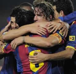 Foto de El F.C. Barcelona remonta y vence 2-1 al Valencia